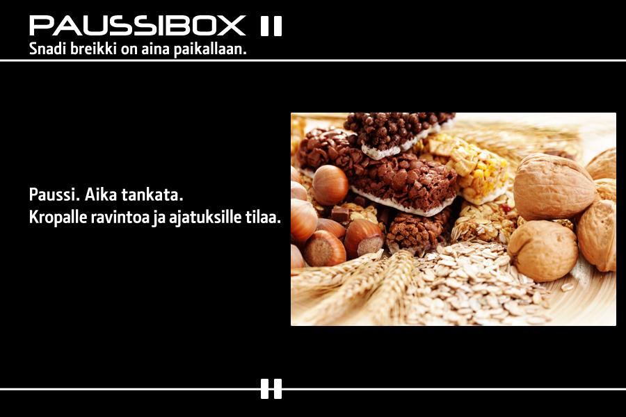 paussibox